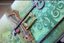 anthesis_scrap / my works - handicraft, scrap
