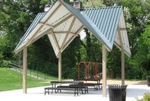 Shade and Shelter / Shade and shelter projects in Virginia, Maryland, Kentucky, Tennessee and Washington, DC.