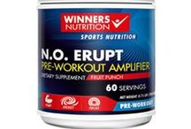 Sports Nutrition Supplements
