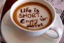 """Coffee / le café dans tous ses """"états"""" !!!!"""
