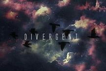 DIVERGENT / One Choice Can Transform You,                One Choice Can Destroy You,                             One Choice Will Define You