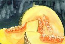 anthesis_art / Mine art - watercolor, sketches, drawings