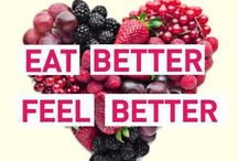 Eat well / We are what we eat !