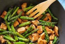 HEALTHY RECIPES / Low Cal Foods