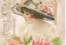 Somewhere in Time (vintage) / THE  BEAUTY  OF  THE  PAST - (VINTAGE)