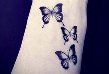 Tattoos / Tatuointiaiheita