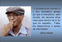 Chico Xavier/Espiritismo