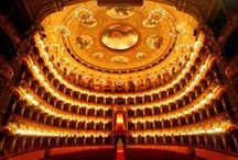Theatres / Opera Houses all around the world
