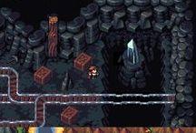 2D game art inspiration