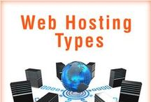 Web Hosting / Web hosting products and services