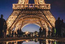 Places to go - PARIS