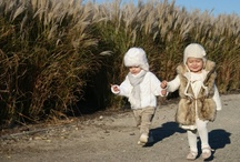 Autunm/Winter, Spring/Summer Baby Fashion / http://vivioli-babiesfashionlife.blogspot.com