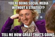 Social Media Funnies / by Web Strategy Plus