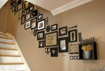 Picture wall / by Grace