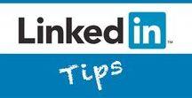 Linked-In tips / Je meest handige tips en ideeën voor je LinkedIn gebruik.