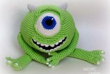 My amigurumi designs / Amigurumi is my hobby and my passion. Here you can find my own amigurumi creations. Check out also my blog: http://smartapplecreations.blogspot.com