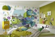 Children's bedroom ideas / fun and quirky ideas to inspire