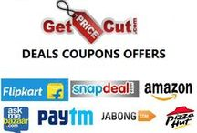 #Coupons / Get Best deals,coupons & Offers.Before any purchase visit http://www.getpricecut.com to get deals.