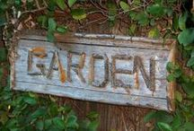 Puutarhaideoita / Love to Garden