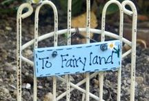 Fairy Gardens / Pienoismaailmat
