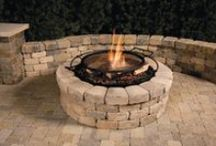 Fire Pits / Fire Pits created with R.I. Lampus products
