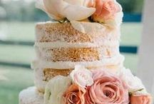 Wedding Desserts / Passionate about helping you look and feel confidently beautiful. Visit AmandaBadgleyDesigns.com for more inspiration