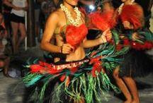 Cook island costumes