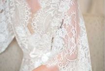 Lace & Pearls / Passionate about helping you look and feel confidently beautiful. Visit AmandaBadgleyDesigns.com for more bridal style advice