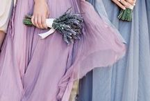 Lavender Purple Wedding / Passionate about helping you look and feel confidently beautiful. Visit AmandaBadgleyDesigns.com for more inspiration