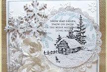 Christmas card / Joulukortit