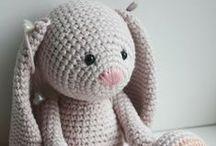 Crochet amigurumi / Virkatut amigurumit