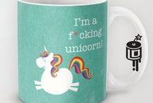 I'm a fucking unicorn!
