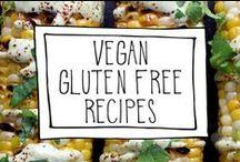 Vegan Gluten Free Recipes / Vegan Gluten Free Recipes!