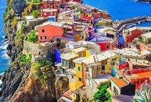 Travel to Italy / Travel to Italy, Italy travel guide, Cinque Terre, Amalfi coast, places to see in Italy, must-see cities of Italy, places to visit in Italy, Rome, Rome tourism, what to see in Rome, Venice, places to see in Venice, romantic travel, couple travel, travel guides to Italy