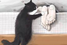 Кот / Без кота и жизнь не та