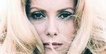 Catherine Deneuve - colours