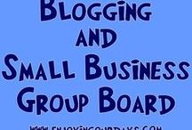 Blogging and Small Business Group Board / Share your blog posts, your Etsy listings or anything small business related.  Let's all help and support each other! Please repin anything that interests you. Remember, sharing is caring!   I'd love to have you as a contributor!  To Join: 1. Follow me and this board. 2. Send me an email at jennifersfakeemail@yahoo.com. Please include your email and your Pinterest URL.