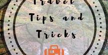 Travel Tips and Tricks / Helping others get through travelling abroad. Lots of ideas on how to stay safe, be money savvy and have a fantastic time!