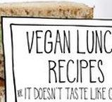 Vegan Lunch Recipes by It Doesn't Taste Like Chicken