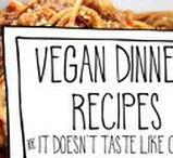Vegan Dinner Recipes by It Doesn't Taste Like Chicken