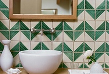 TILES WITH PATTERN,PATTERN WITHOUT TILES / I have started to look at things in a different way after I began to understand the fascination with patterns. A pattern has no end, everything is changed thoroughly. It's almost like science ...