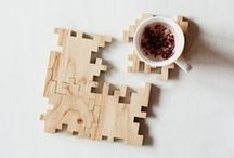 THINGS MADE IN WOOD & IN WOOD IMITATION