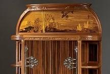 Fin de Siecle Furniture