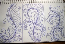My Quilting Sketches / by LuAnn Kessi