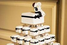 CupcakesForWeddings@CakeRental.com /  Beautiful wedding cupcakes