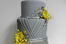 GreyWedding@CakeRental.com / The color for 2013