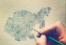 ↓ mapped CitieS |χαρτογράφηση, η| ↓