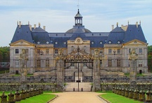 Gardens of Vaux-le-Vicomte / Formal Landscaping
