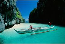 Philippines / With over 7,000 island (some not touched by a human toe) it's time you investigate the Philippines.