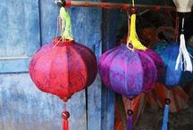 Vietnam / Fall in love with Vietnamese. From their food to their culture, beaches and luxury accommodation.